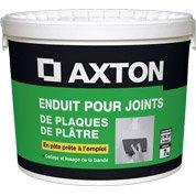 Enduit pour joint en pâte AXTON, 7kg