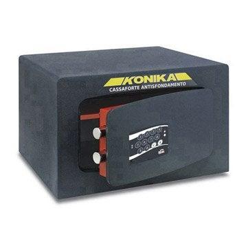 Coffre-fort haute sécurité à code STARK konika 3254tk H29 x l43 x P37 cm