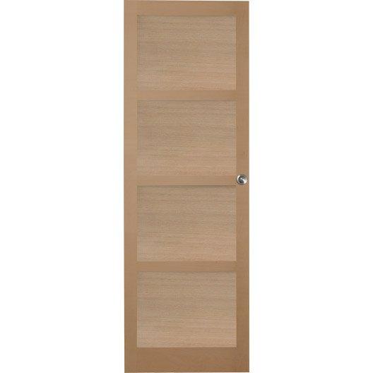 kit de 2 panneaux en ch ne pour porte stockholm de 73 cm leroy merlin. Black Bedroom Furniture Sets. Home Design Ideas