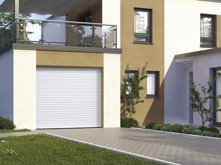 portes de garage sur mesure sous haute surveillance leroy merlin. Black Bedroom Furniture Sets. Home Design Ideas