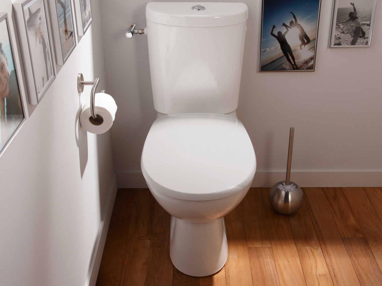 L'éventail inspiré des WC à poser