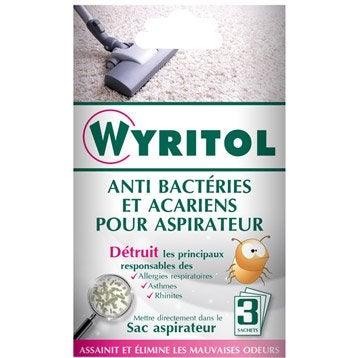 Purificateur et traitement anti acariens produit d 39 entretien leroy merlin for Produit anti punaise de lit leroy merlin