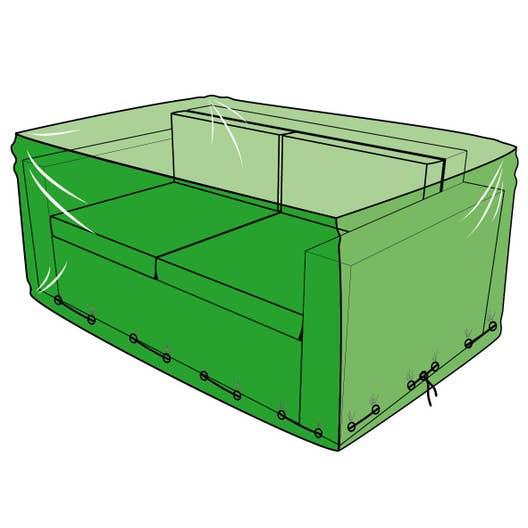 housse de protection canapé Housse de protection pour canapé L.140 x l.80 x H.60 cm | Leroy Merlin housse de protection canapé