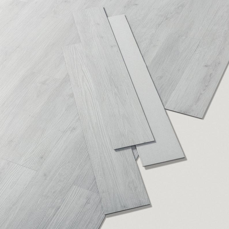 lame pvc autoplombante sunny white gerflor senso adjust leroy merlin. Black Bedroom Furniture Sets. Home Design Ideas
