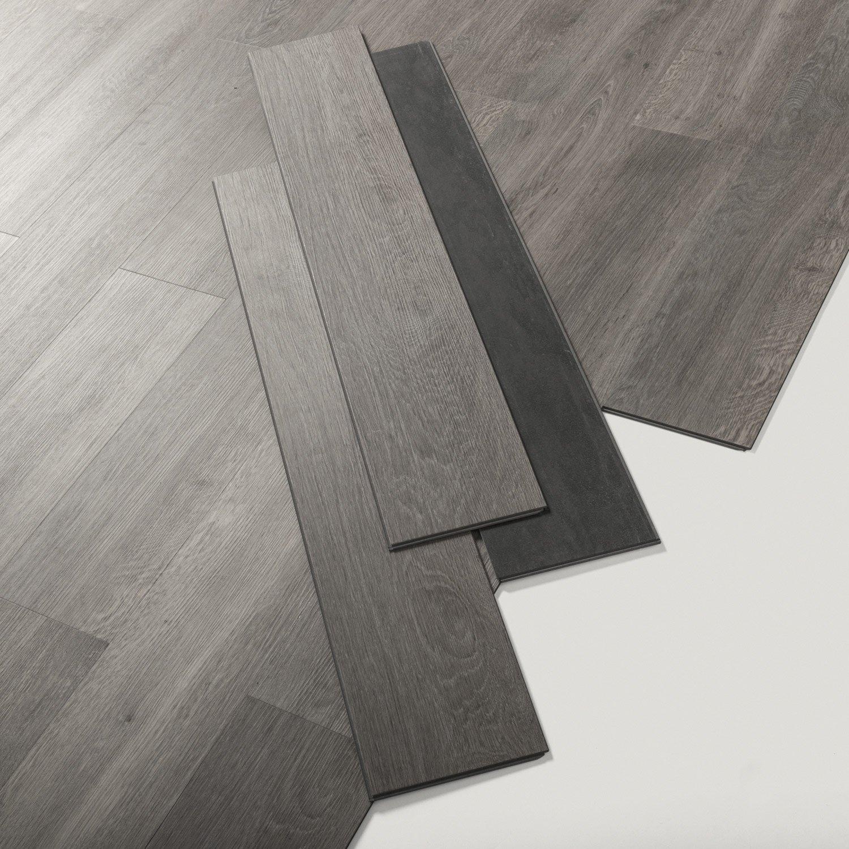 lame pvc clipsable cleveland light gerflor senso lock leroy merlin. Black Bedroom Furniture Sets. Home Design Ideas