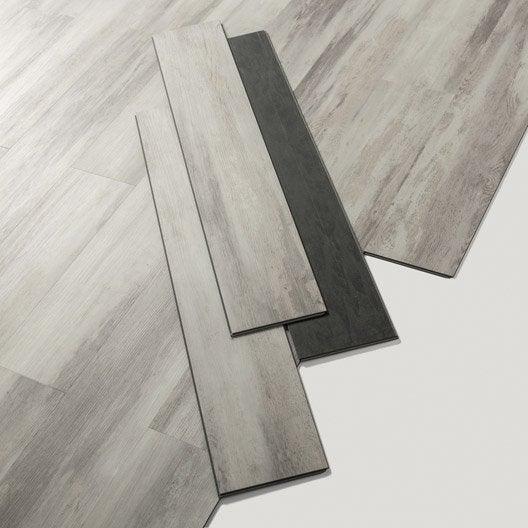 lame pvc clipsable gris haven white senso lock gerflor. Black Bedroom Furniture Sets. Home Design Ideas