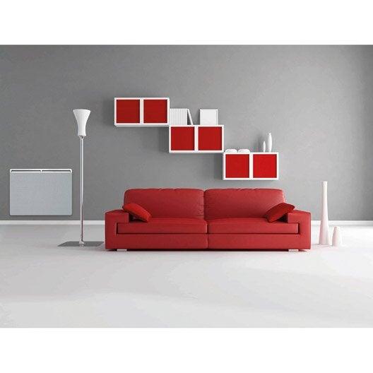 radiateur lectrique rayonnement concorde ambre h15 1500. Black Bedroom Furniture Sets. Home Design Ideas