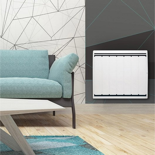 radiateur electrique double systeme chauffant. Black Bedroom Furniture Sets. Home Design Ideas
