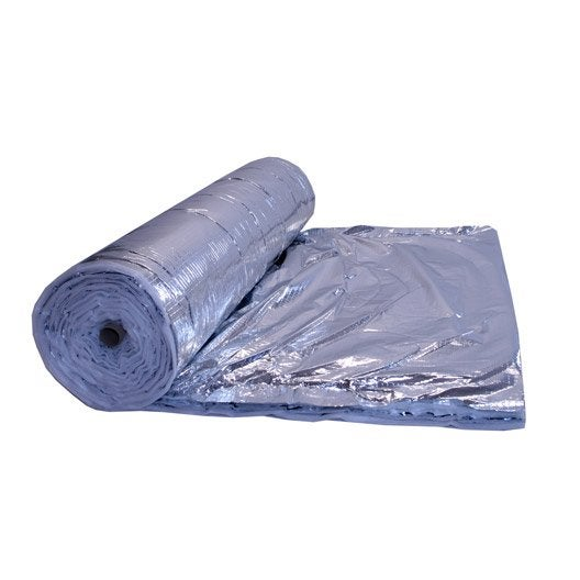 Rouleau isolant mince 24 couches xlmat 10 x 1 5 m - Isolant mince leroy merlin ...