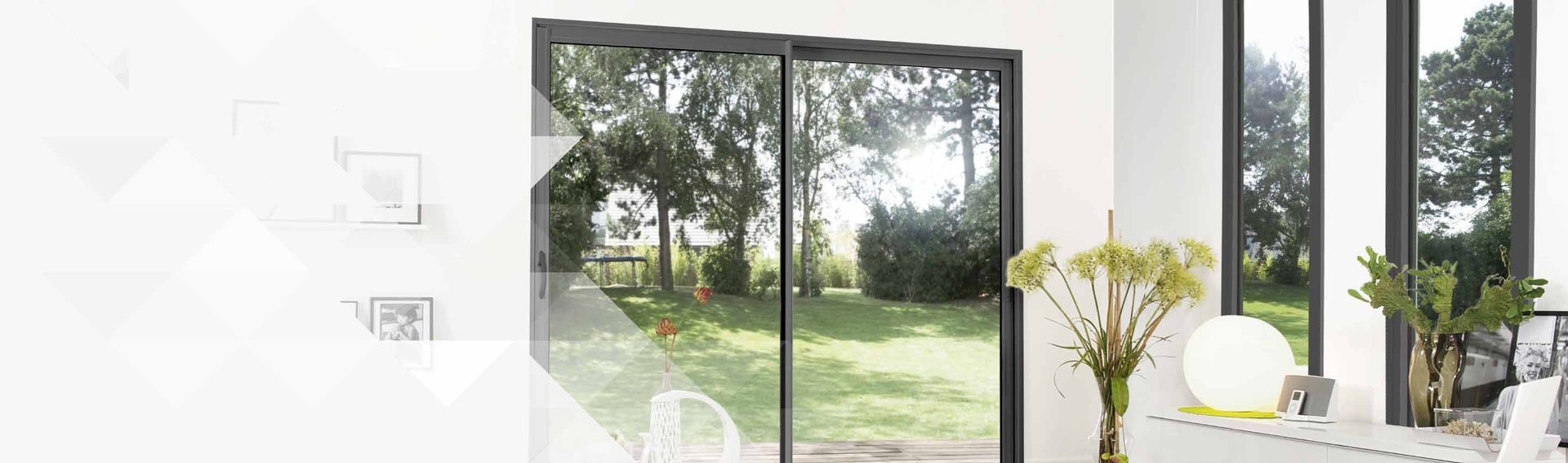 Fenêtre Porte Dentrée Porte De Garage Store Banne Menuiserie - Porte de garage sectionnelle avec porte fenetre pvc 215x120
