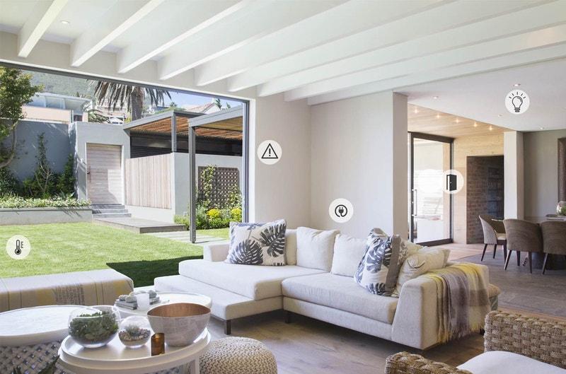 confort et domotique une temp rature id ale la maison leroy merlin leroy merlin. Black Bedroom Furniture Sets. Home Design Ideas
