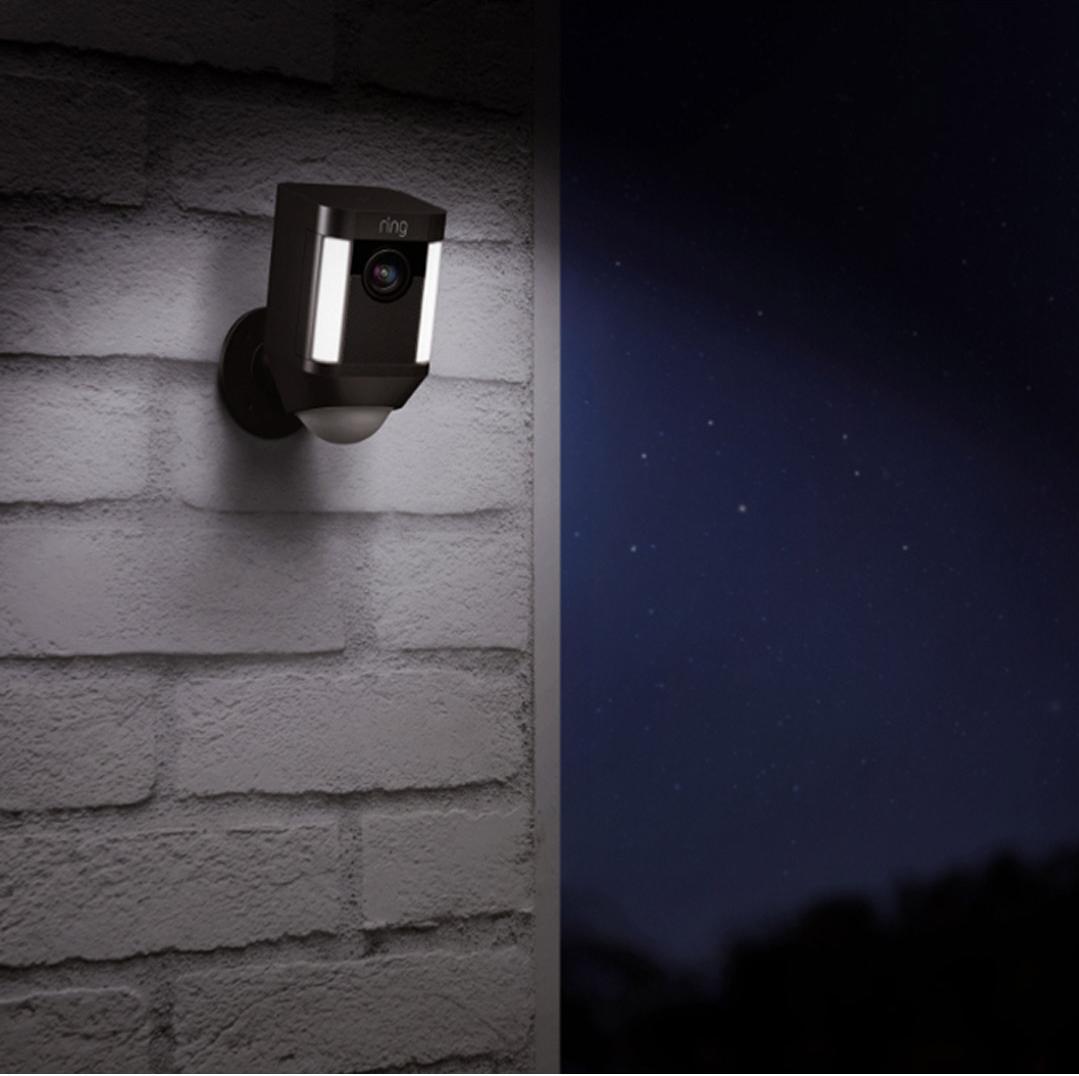 cam ra de surveillance ext rieuree connect e sans fil. Black Bedroom Furniture Sets. Home Design Ideas