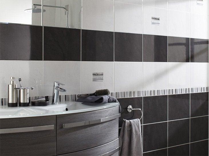 Idee faience salle de bain carrelage salle de bain mural - Idees carrelage salle de bain ...