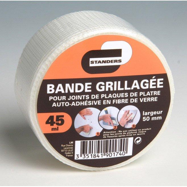 Bande Grillagée Standers 45 Ml