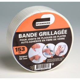 Bande grillagée STANDERS, 153 ml