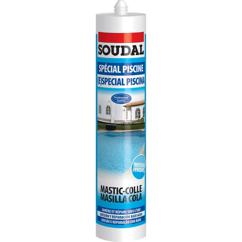 Colle Mastic Colle Piscine 290 Ml