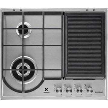 plaque de cuisson - à gaz, électrique, vitrocéramique, induction