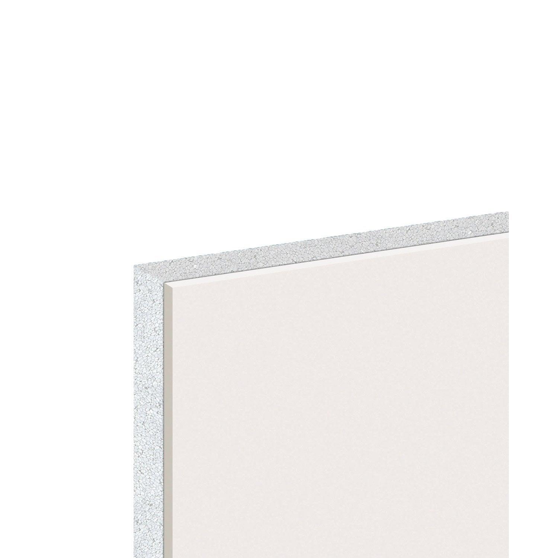 Doublage En Polystyrène Expansé Th 38 Knauf 25 X 12m Ep 1340mm R110