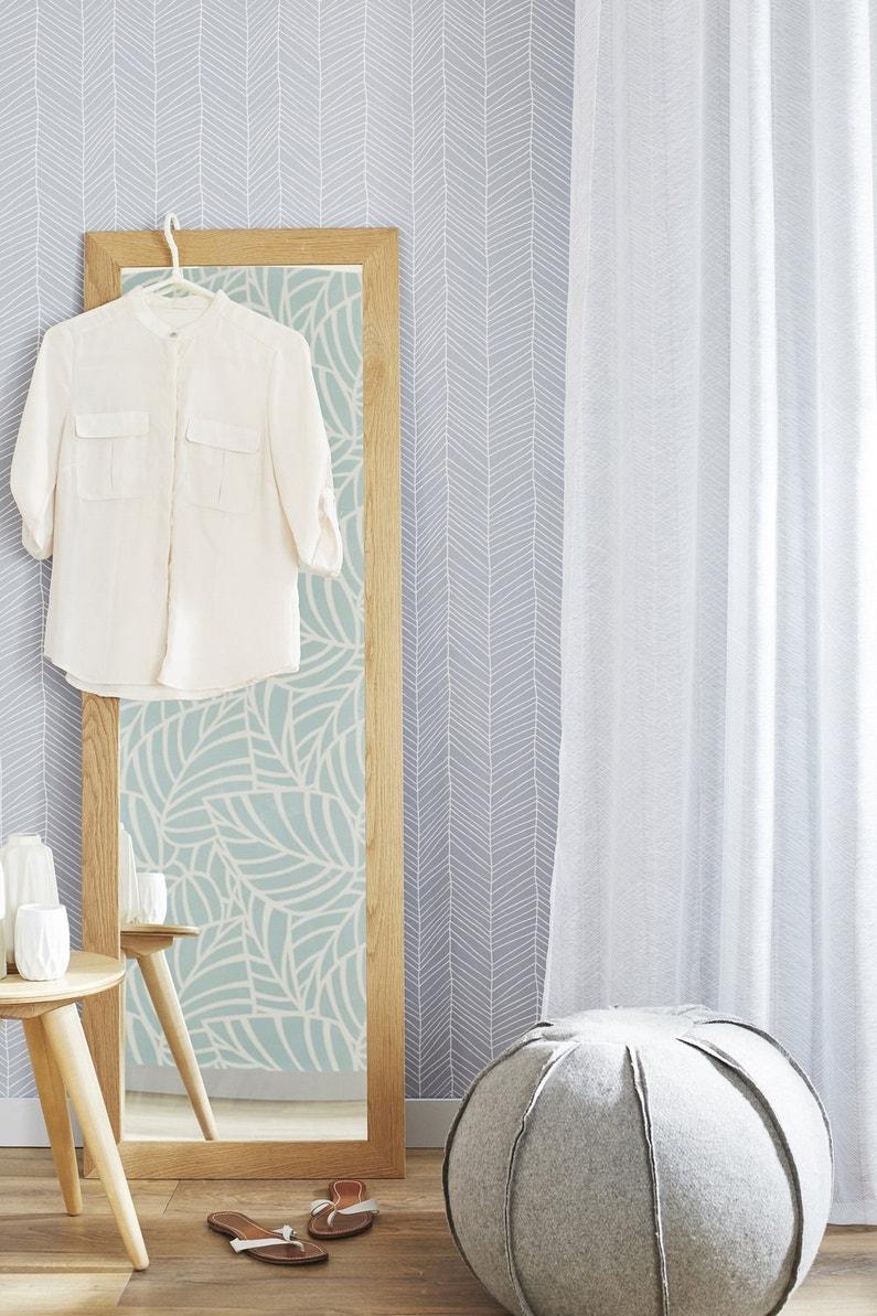 du bleu pastel dans une chambre adulte leroy merlin. Black Bedroom Furniture Sets. Home Design Ideas