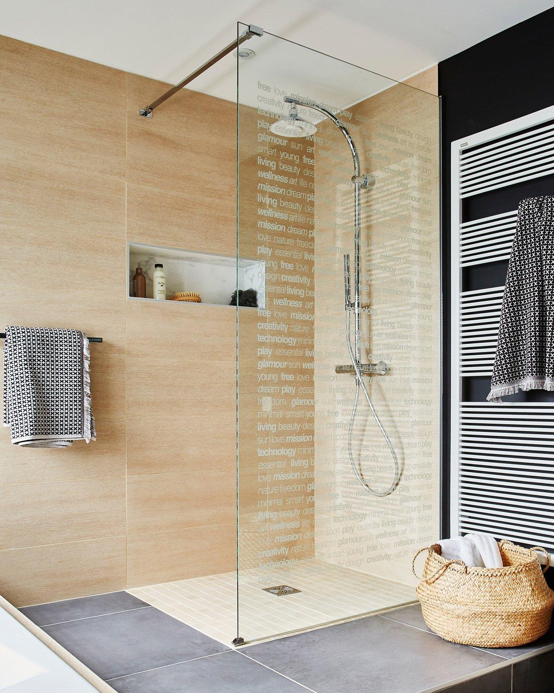Une salle de bains originale et design   Leroy Merlin