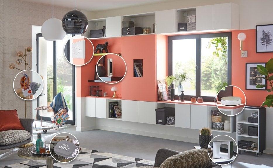 objet connect femme rn23 jornalagora. Black Bedroom Furniture Sets. Home Design Ideas