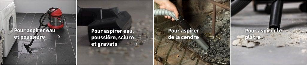 Aspirateur De Chantier Nettoyeur Vapeur Et Accessoires