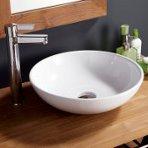 Tuyaux salle de bain leroy merlin beige vasque - Lavabo sur colonne leroy merlin ...