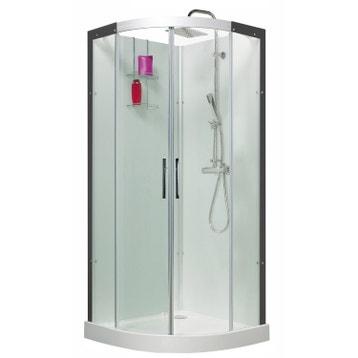 Cabine de douche - Salle de bains au meilleur prix | Leroy Merlin