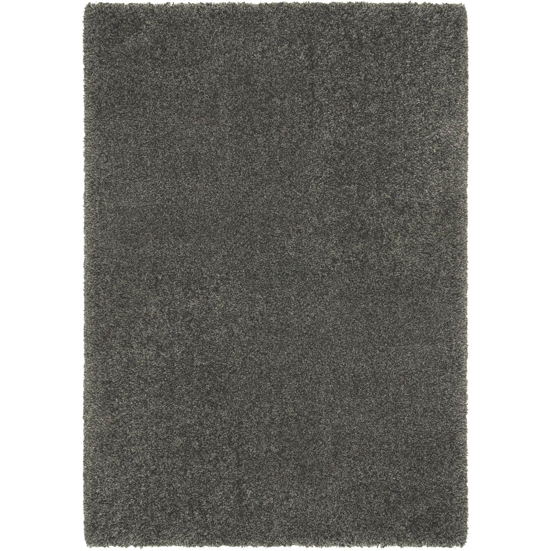 tapis gris shaggy royal x cm leroy merlin. Black Bedroom Furniture Sets. Home Design Ideas