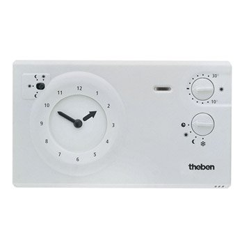 Thermostat programmable filaire THEBEN Ram 784 r