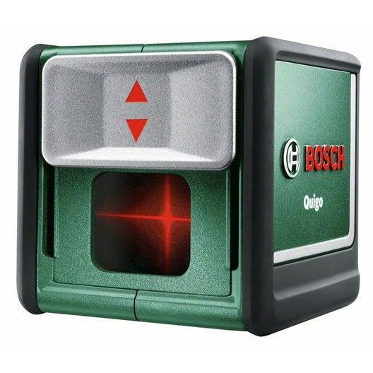 niveau laser bosch quigo 2 leroy merlin