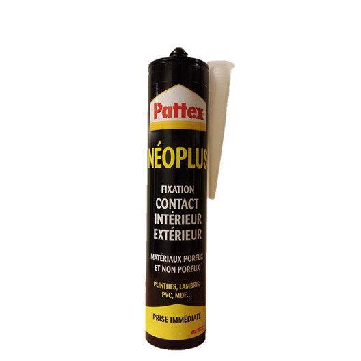 colle pour lambris bois pattex fixation int rieure ou. Black Bedroom Furniture Sets. Home Design Ideas