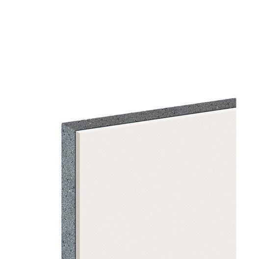 doublage en polystyr ne expans th 32 knauf 2 6 x ep 13 140mm r 4 4 leroy merlin. Black Bedroom Furniture Sets. Home Design Ideas