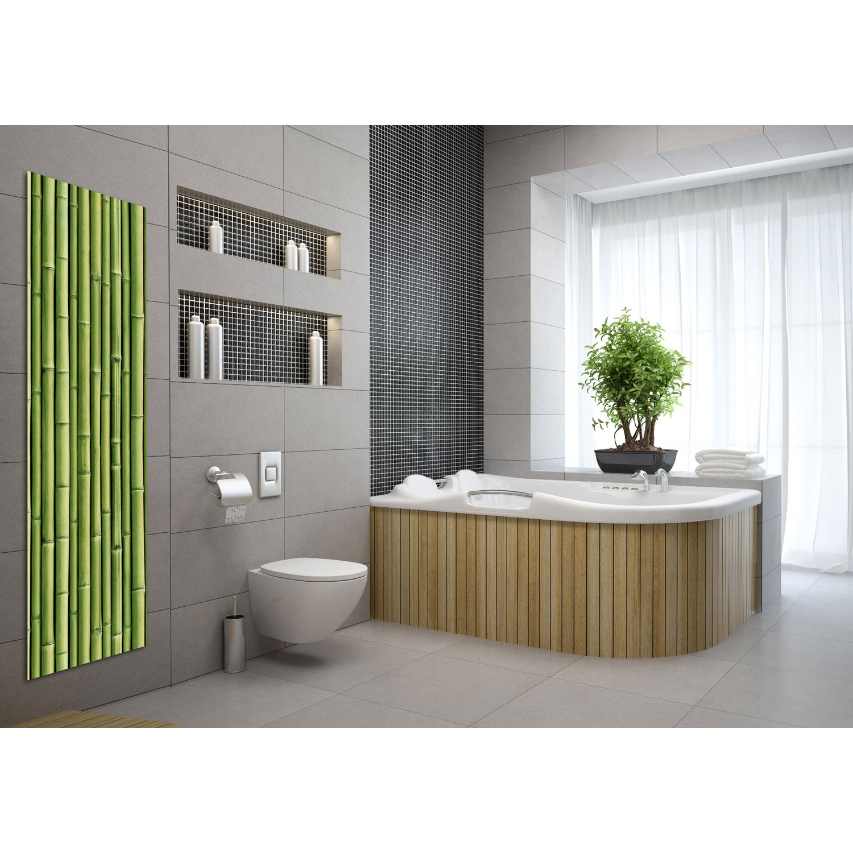 radiateur lectrique rayonnement decowatt bambous droits. Black Bedroom Furniture Sets. Home Design Ideas