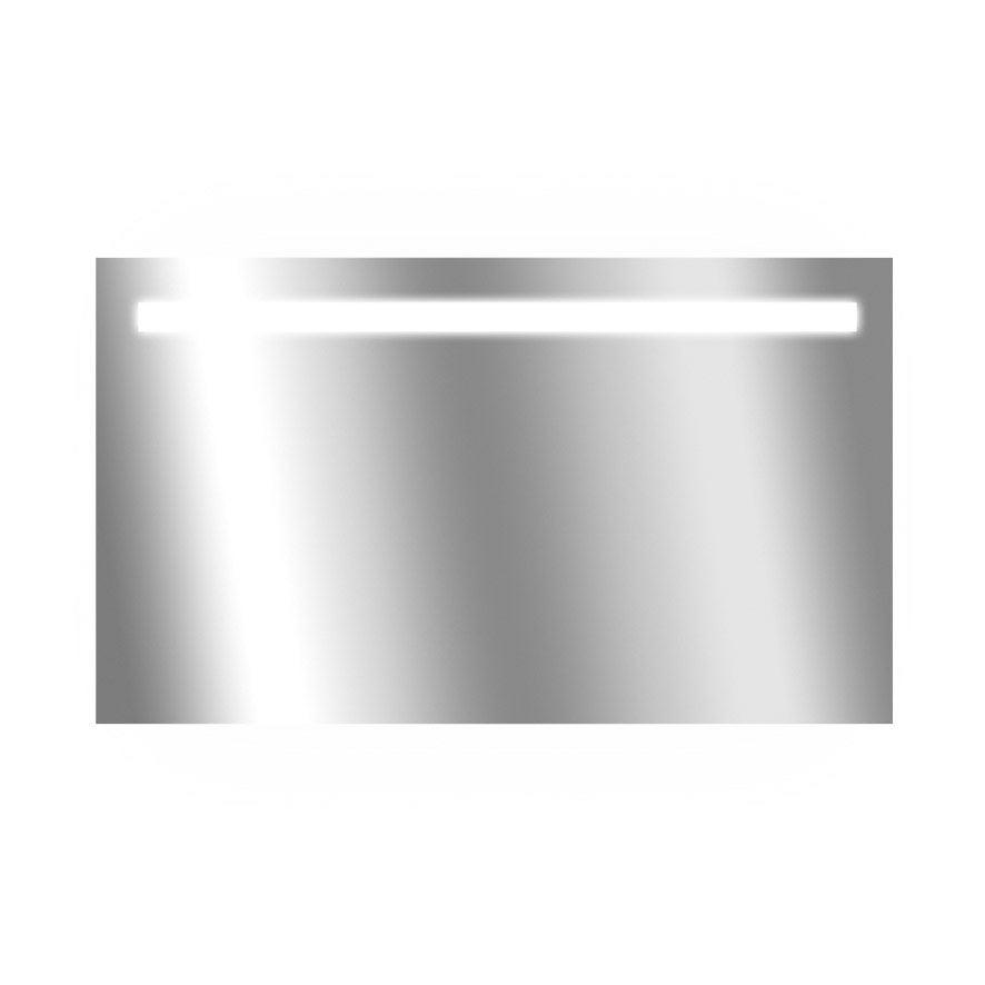 eclairage miroir 120 cm Island Miroir avec éclairage intégré l. 120 cm Island