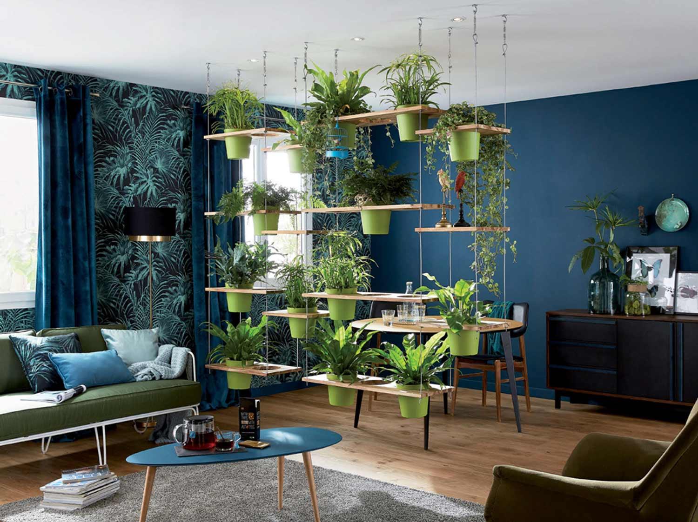 r aliser une cloison v g tale leroy merlin. Black Bedroom Furniture Sets. Home Design Ideas