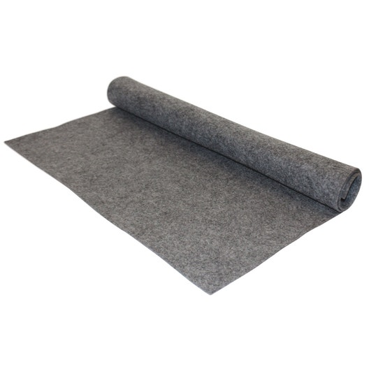 tapis fond de tiroir spaceo gris h 0 4 x x cm leroy merlin. Black Bedroom Furniture Sets. Home Design Ideas