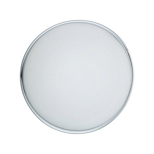 Plafonnier dolly sans ampoule e27 leroy merlin for Plafonnier salle de bain leroy merlin
