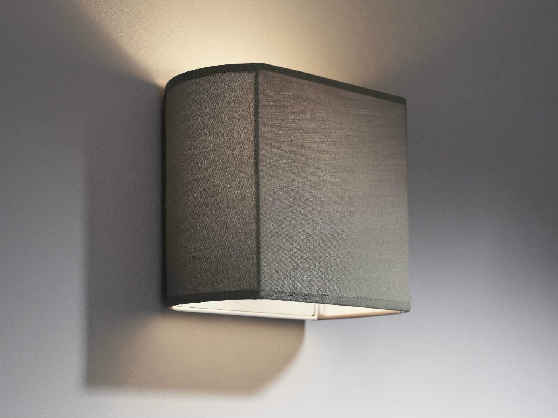 Applique design e multi usb métal noir lumière markslojd