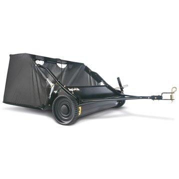 Balai pour autoportée MTD acier peint en époxy 340 l