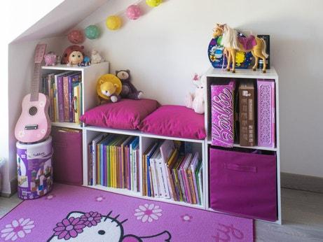 La chambre d'Adeline à Saint-Lambert-du-Lattay