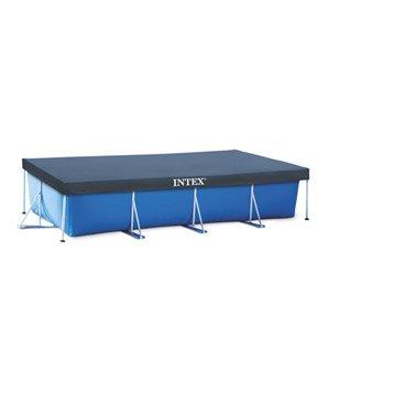 Bâche hiver INTEX, L. 300 x l. 200 cm