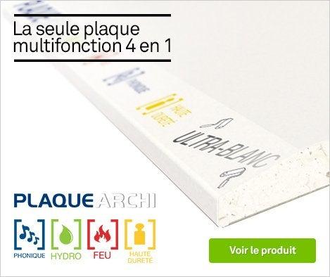 Cloison et plafond construction menuiserie leroy merlin - Plaque ba13 leroy merlin ...