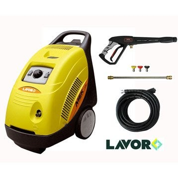 Nettoyeur haute pression eau chaude LAVOR Mek 1108, 145 bar(s), 450 l/h
