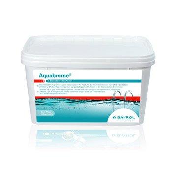 Entretenir l 39 eau de piscine traitement de l 39 eau de la for Brome piscine prix