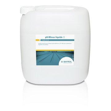 Entretenir l 39 eau de piscine traitement de l 39 eau de la for Ph liquide piscine