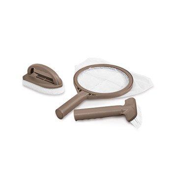 Kit de nettoyage accessoires pure spa INTEX