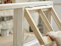 Mat riaux menuiserie leroy merlin - Reparer une porte d entree en bois ...