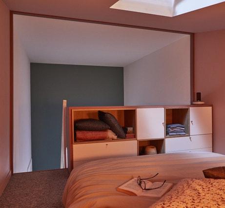 des rangements astucieux leroy merlin. Black Bedroom Furniture Sets. Home Design Ideas