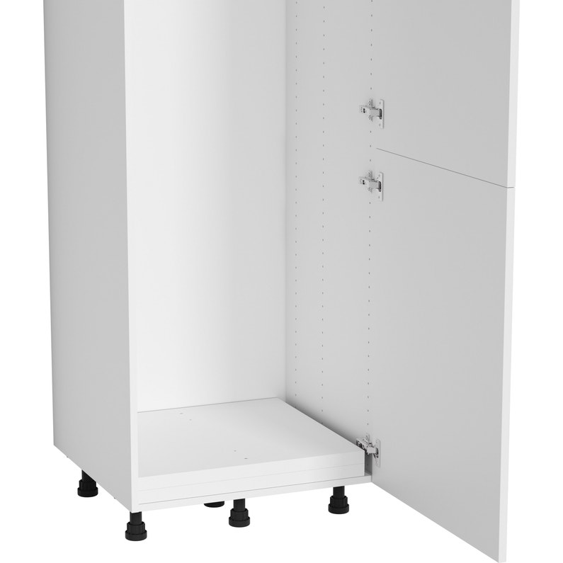 Support De Réfrigérateur Delinia Id Gris H 6 7 X L 56 X P 6 7 Cm